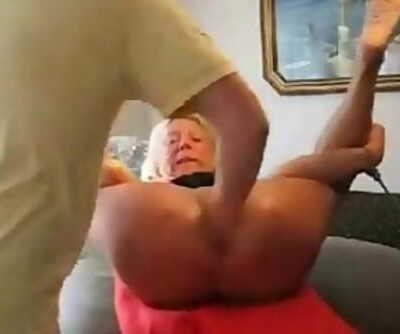 brutal dildo and fisting in anal