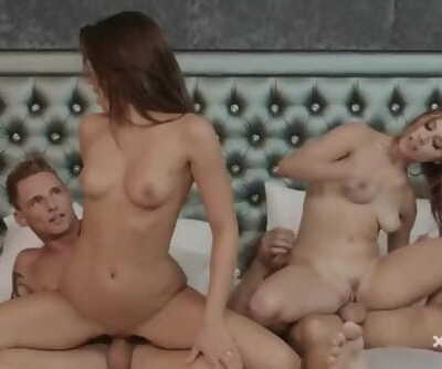 Little Caprice Anya Olsen share cock