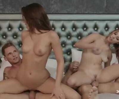 Little Caprice Anya Olsen share cock