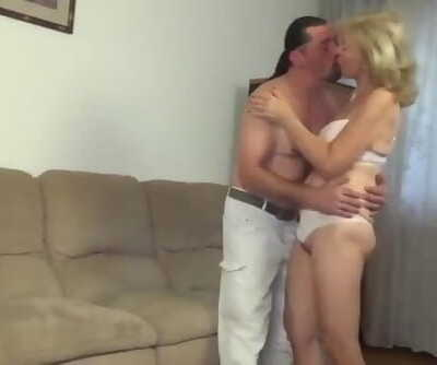 Hot old Pussy Granny get Hard Fuck