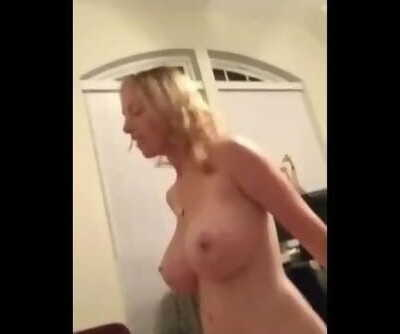 Attractive Wife with Big Tits