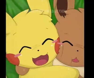 POKEMON - PICACHU AND EEVEE - SEX