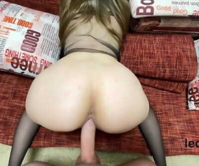 I Met a Big-ass Girl on a Dating Site, and she let herself be Fucked on the first Date!