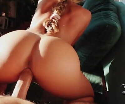 Golden Hour Sextape to try out a new Camera - Moody Homemade Couple Sex - Amateur LeoLulu