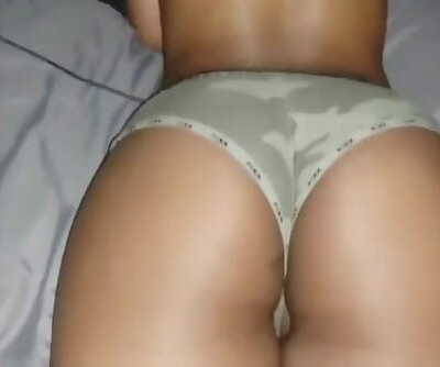 Horny Stepcousin taking a Huge BBC it couldnt Fit in her Tiny Pussy