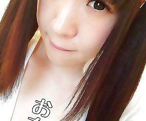 Gorgeous japanese teen takes..