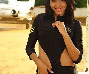 Sexy Latina amateur Vivi Spice..