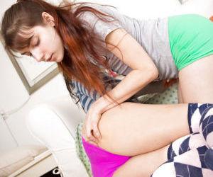 Young lezzies Janee and Sasha M..