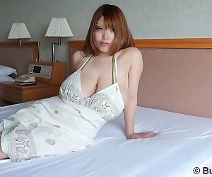 Asian with monster tits kaori..