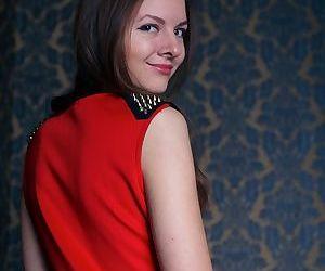 Amateur solo girl Releena..