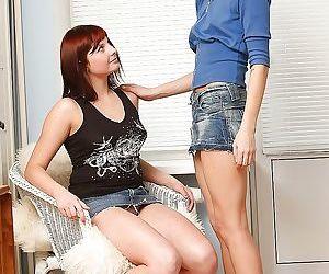 Fuckable teenage lesbians..