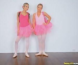 Sexy teen ballet dancers Natalia..
