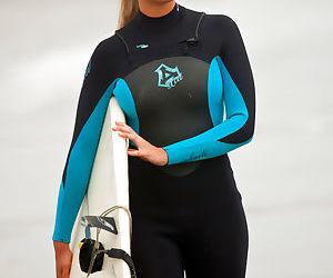 Outdoor sports girl Katie Vernola..