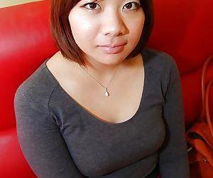 Asian teen Harumi Okuno is..