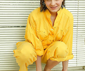 Horny teen Kristina I..