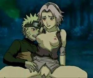 Naruto - Sakura Hentai ➡..