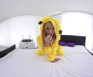Playful Pickachu knows what to..
