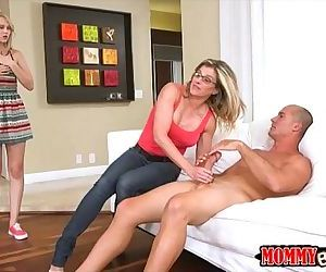 Cory Chase and Lily Rader horny..