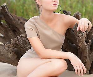 Pretty Euro girl Bridgit A..