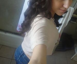 Latina ten April ONeil whips out..