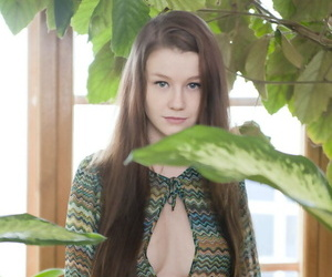 Beautiful young girl Emily Bloom..