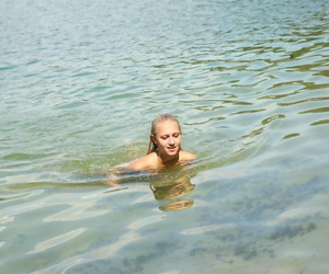 Nude teen girl Sara J comes..