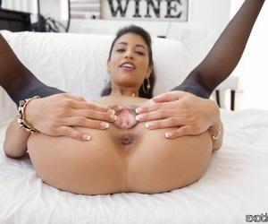 Young Latina girl Veronica..