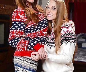 Lesbians with big boobies Brooklyn Chase and Shawna Lenee..