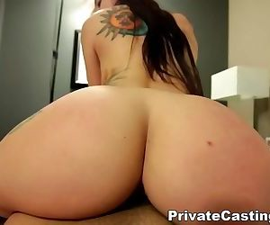 Private Casting-X - Talk dirty when I fuck you