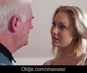 bu Müstehcen Profesör Anal seks ile genç Rus lise