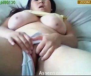 Teen BBW GFs Masturbating! - 3 min