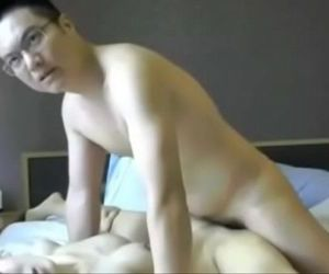 My wife and me recording a nice sex video Part I - 11 min