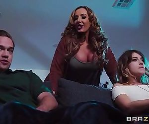 Mind If Stepmom Joins You 8 min HD