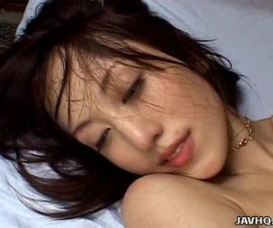 Cute Arisa Kanno Hairy Puss Fuck With Cum Swallow - 10 min