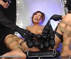 Japanese Bondage Sex - YaYoi 3 (Pt 1) - 6 min
