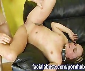 Rough Sex With Two Hung Dudes
