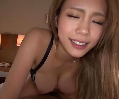 Gorgeous Japanese Hottie With Big Natural Tits Fucked Hard 14 min