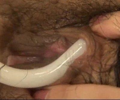 Big titty Yui Misaki fingers her pink snatch - 5 min