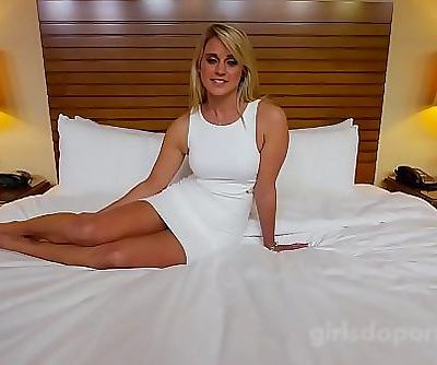Wannabe lawyer gets double penetrated full video 56 min HD