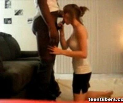 BBC For Young Teen White Girl
