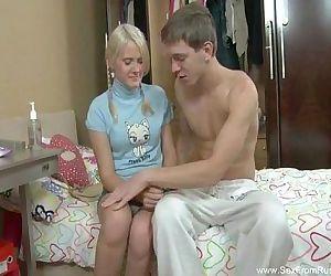 Blonde Russian..