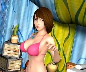 Final Fantasy X Hentai My Yuna -..