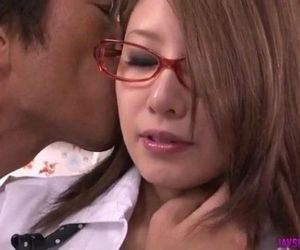 Mariru Amamiya pleases her needs..