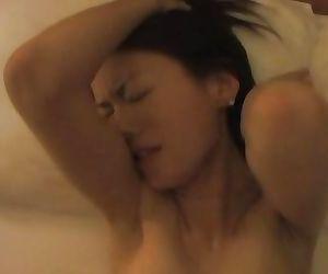 Hotel pov fucking as she cheats..