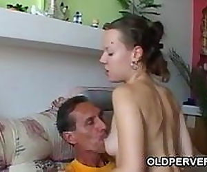 Cycling makes nubile so horny