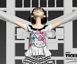 3D Anime Girl..