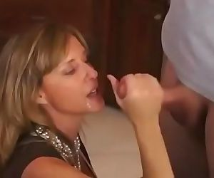 Busty chick mother in law takes..
