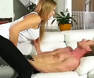 Cory Chase in Mom and Son under..
