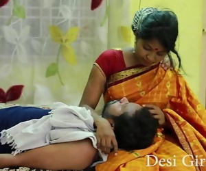 Desi Girl Romance Two lovers in..