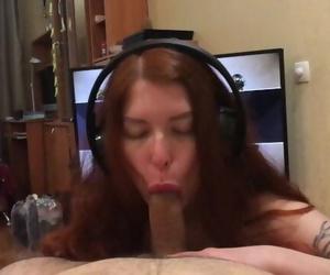 Horny Redhead like..